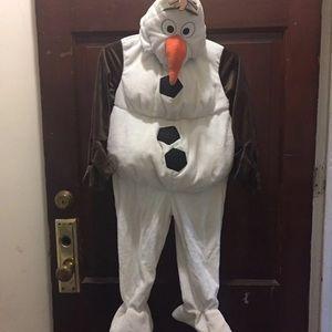 Disney Olaf Costume Size 4